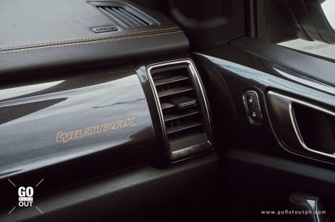 2019 Ford Ranger Wildtrak 2.0 4x4 Bi-Turbo AT Interior