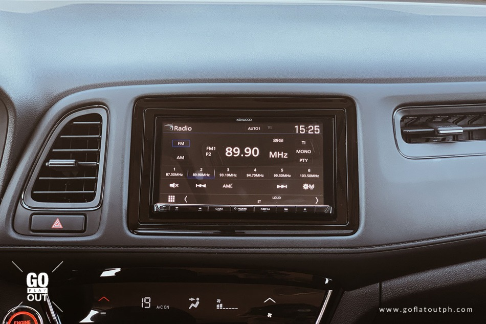 2019 Honda HR-V 1.8 E Infotainment