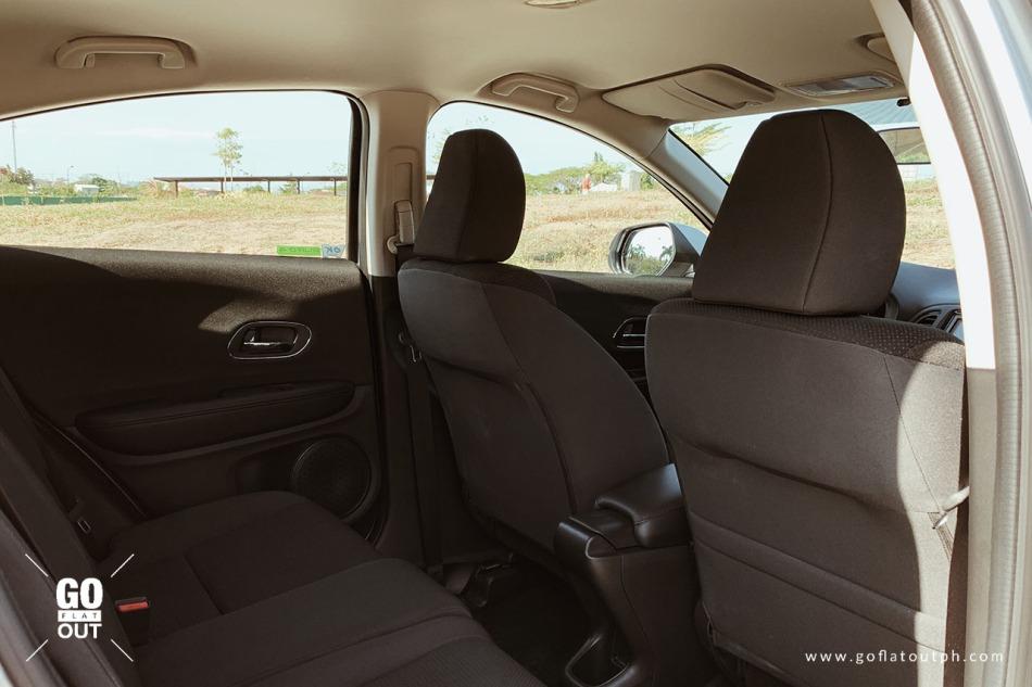 2019 Honda HR-V 1.8 E Interior