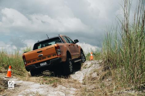 2019 Ford Ranger Wildtrak 2.0 4x4 Bi-Turbo AT Exterior