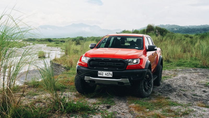 The Only Thing That Will Limit The Ford Ranger Raptor's Capabilities Is You