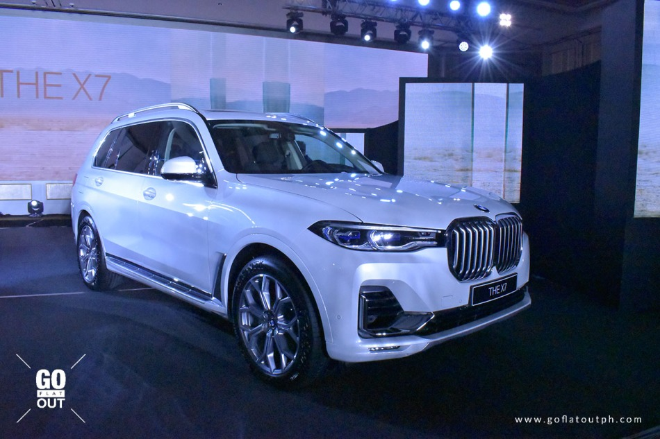 2020 BMW X7 xDrive30d Exterior