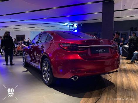 2020 Mazda 6 Sedan Turbo Exterior