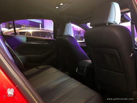 2020 Mazda 6 Interior