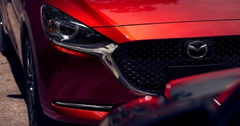 2020 Mazda 2 Exterior