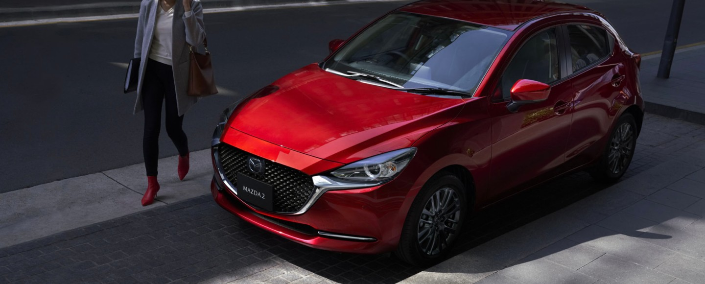 Refreshed 2020 Mazda 2 Shows Its Gorgeous Face In Japan