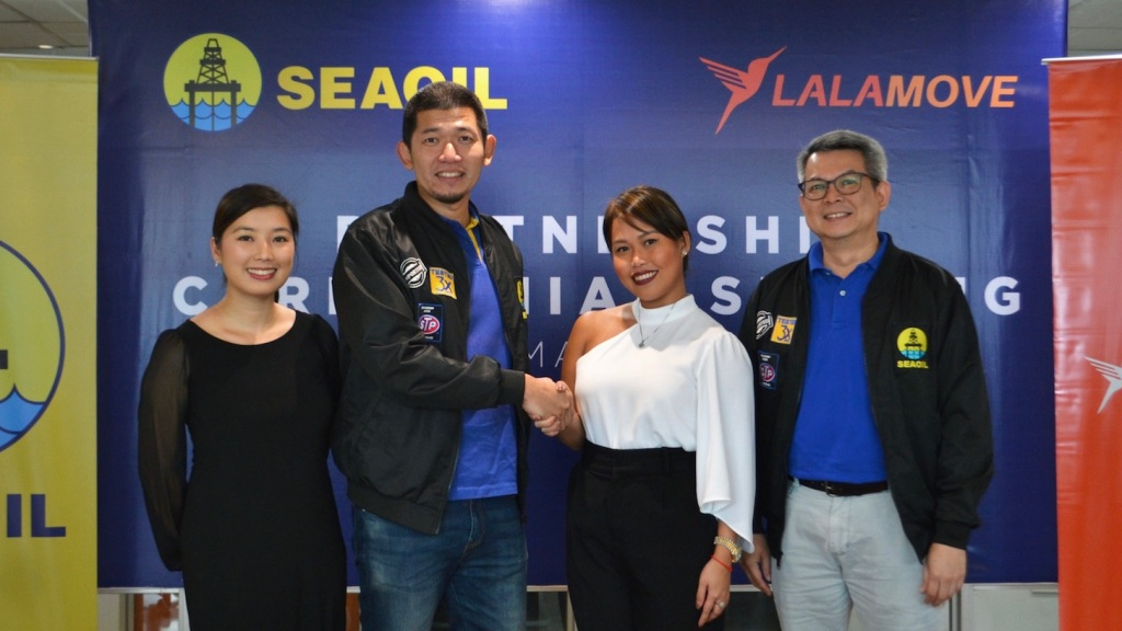 Lalamove And Seaoil Provides Exclusive Benefits For Its Partner Drivers