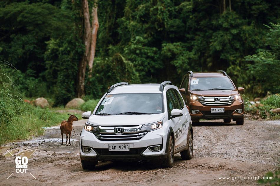 2020 Honda BR-V 1.5 V CVT First Impressions