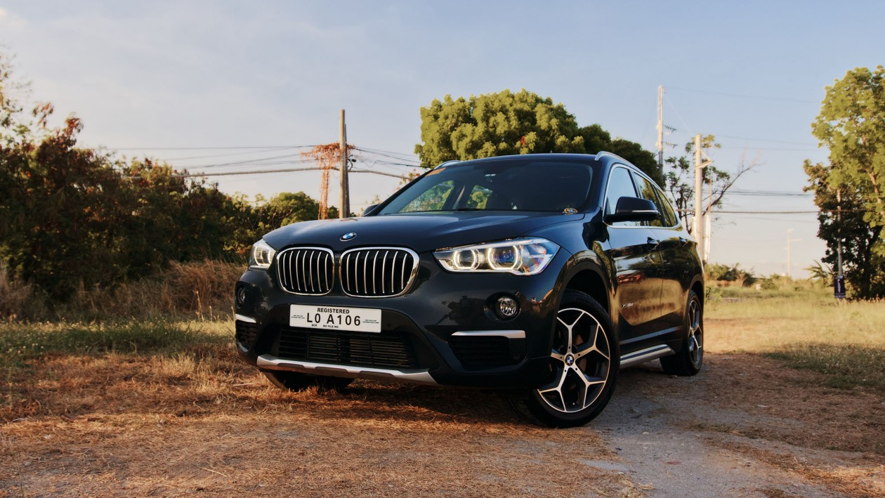 2019 BMW X1 xDrive20d xLine Review