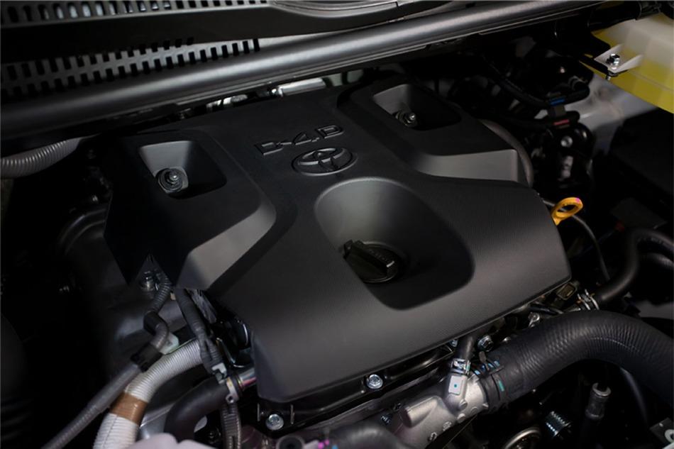 2020 Toyota Hiace Super Grandia Engine