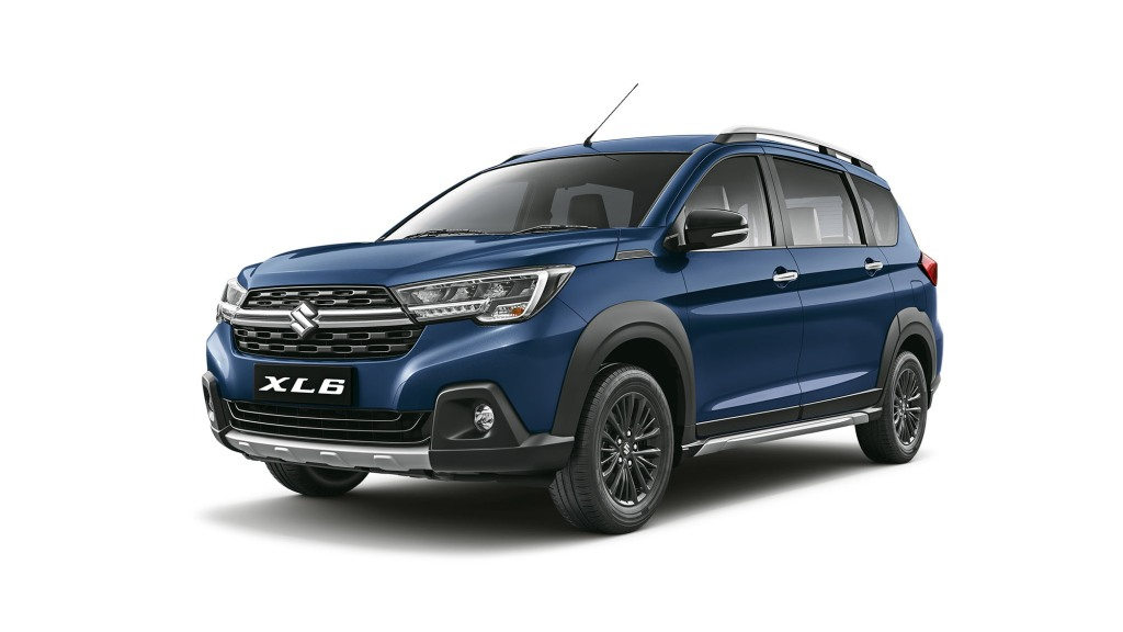 The New Suzuki XL6 Is Here To Challenge The Rush, BR-V, Xpander
