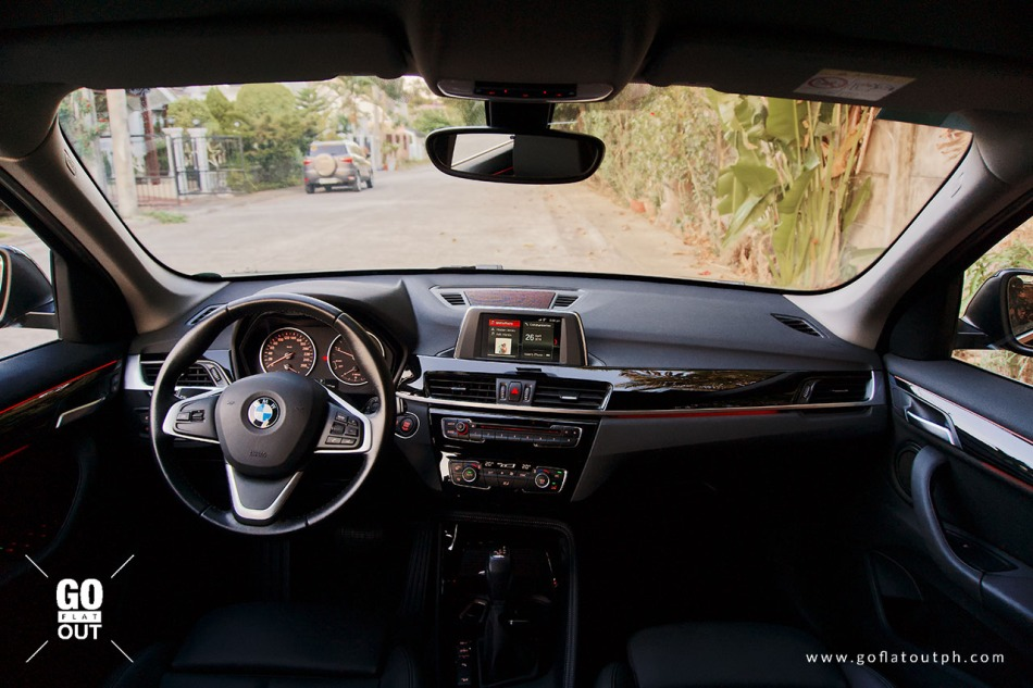 2019 BMW X1 xDrive20d xLine Interior