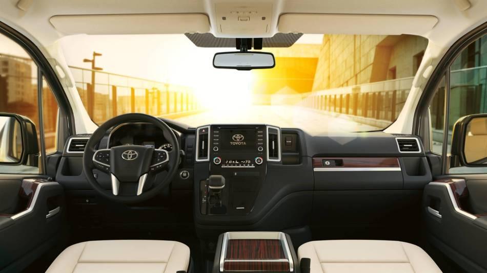 2019 Toyota Granvia Interior
