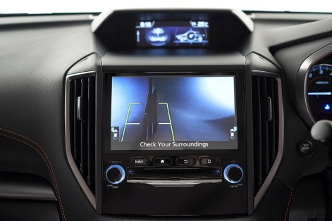 Subaru XV GT Edition Dual Side View Camera