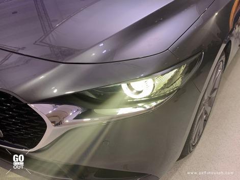 2020 Mazda 3 2.0 Premium Sedan Exterior