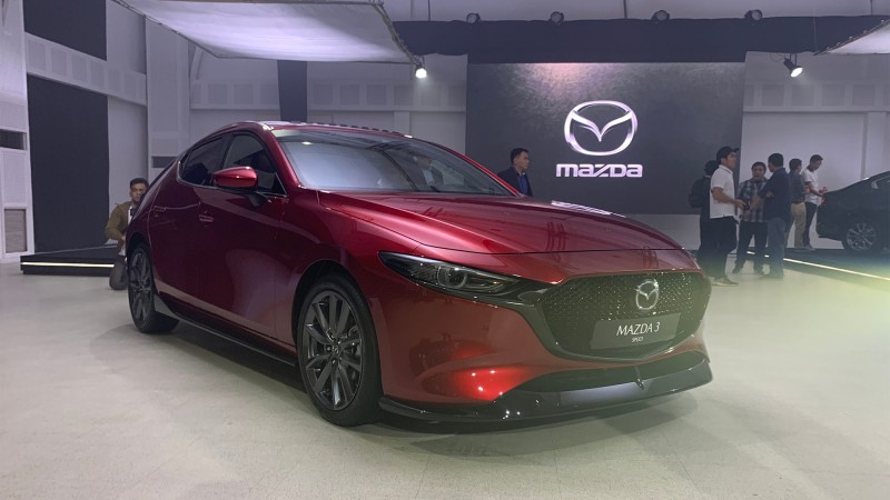 These Are The Prices And Specs Of The All-New 2020 Mazda 3