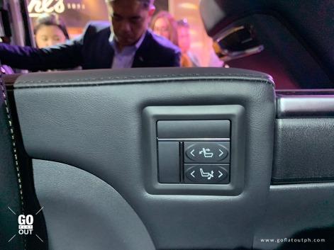 2020 Toyota Hiace Super Grandia Elite Interior