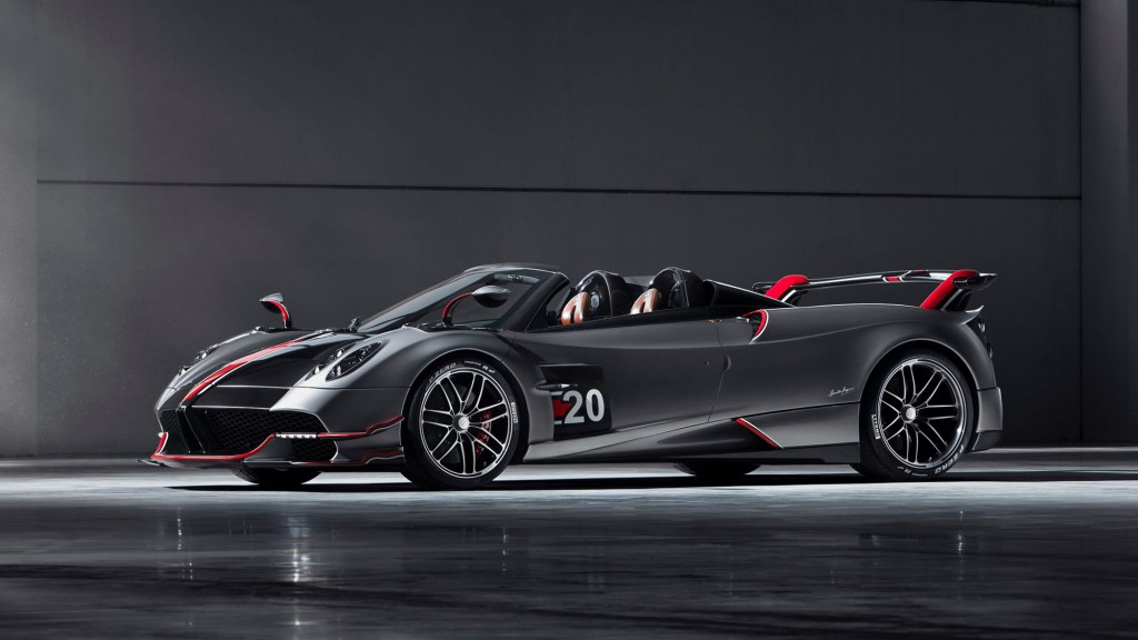 The New Pagani Huayra Roadster BC Is A P200 Million Hypercar You Could Actually Order