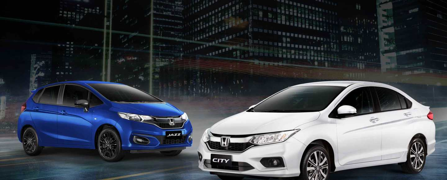 Honda Cars Philippines Unveils Limited Edition City And Jazz Sport Variants