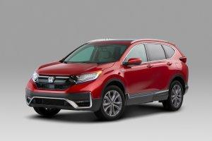 2020 Honda CR-V Hybrid Exterior