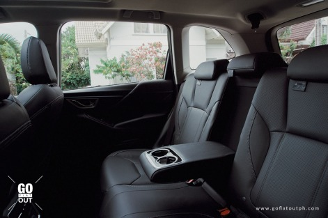 2019 Subaru Forester 2.0i-S EyeSight Interior
