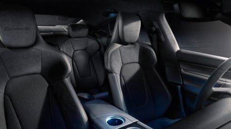 2020 Porsche Taycan Turbo S Interior
