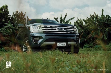 2019 Ford Expedition EL EcoBoost V6 Exterior