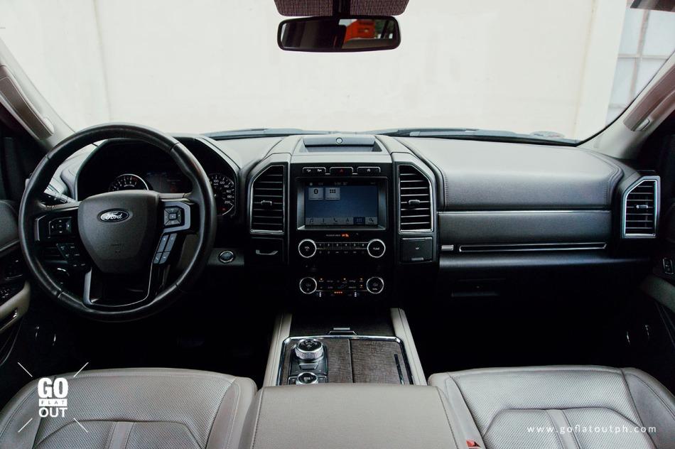 2019 Ford Expedition EL EcoBoost V6 Interior