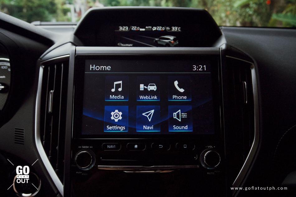 2019 Subaru Forester 2.0i-S EyeSight Infotainment