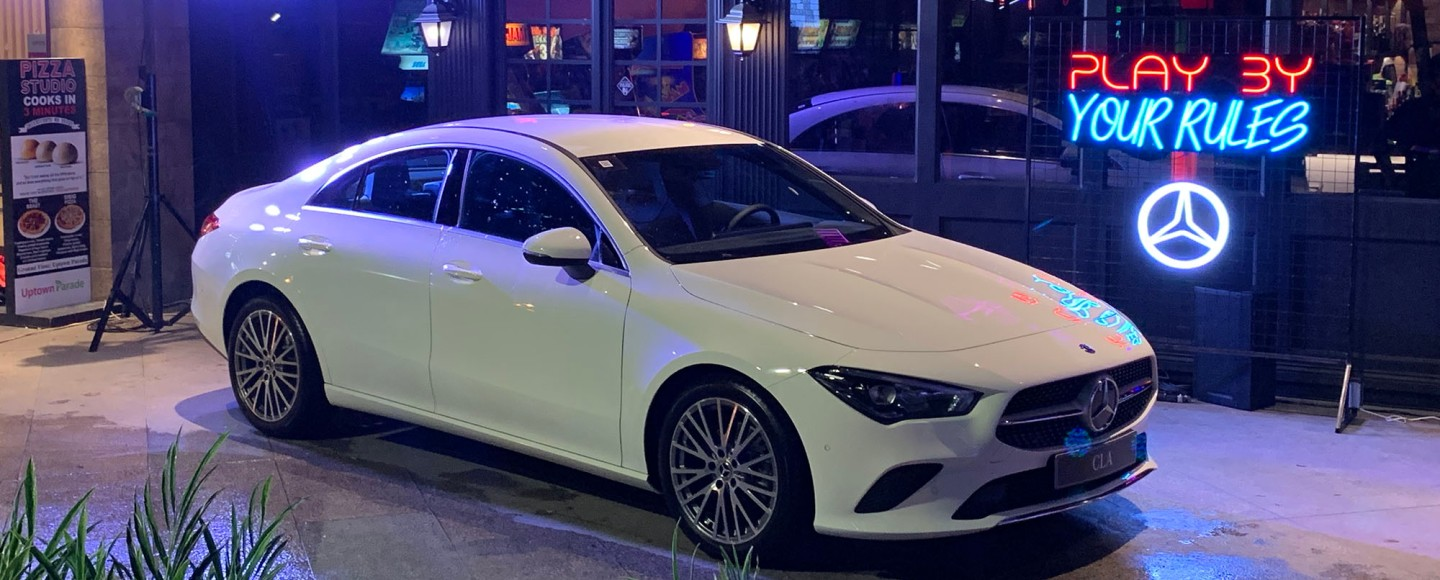 All-New Mercedes-Benz CLA Targets Young Luxury Car Buyers With A P3.190M Starting Price