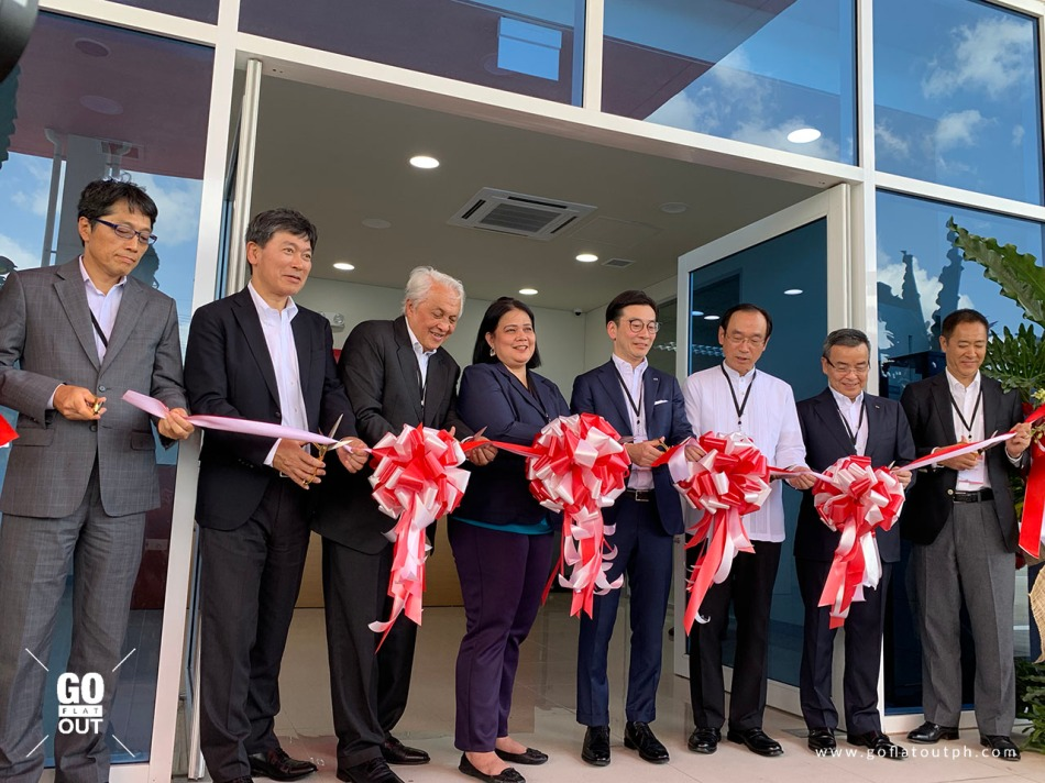 Hino PH Inaugurates Its Sprawling Technical Support and Training Center