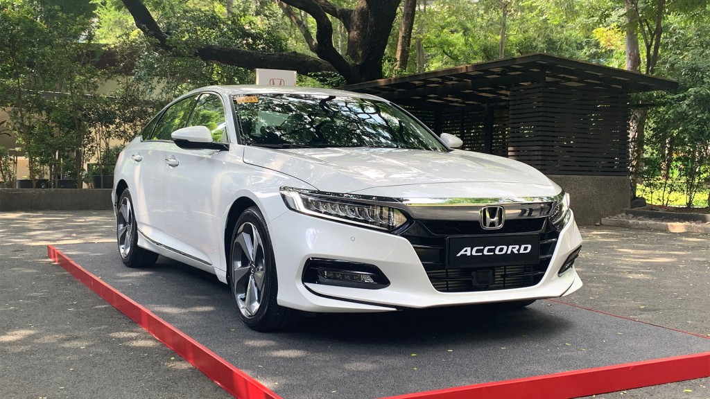 2020 Honda Accord Arrives In PH With 1.5 Turbo, Honda Sensing, And P2.288M Starting Price