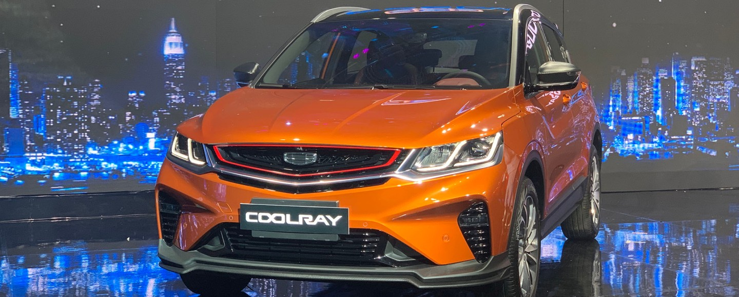 Geely Makes A PH Comeback With The Coolray Small SUV