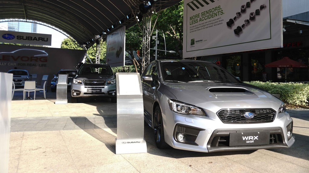 2019 Subaru Festival And PH Round Of Palm Challenge Happening This Weekend At BGC Amphitheater