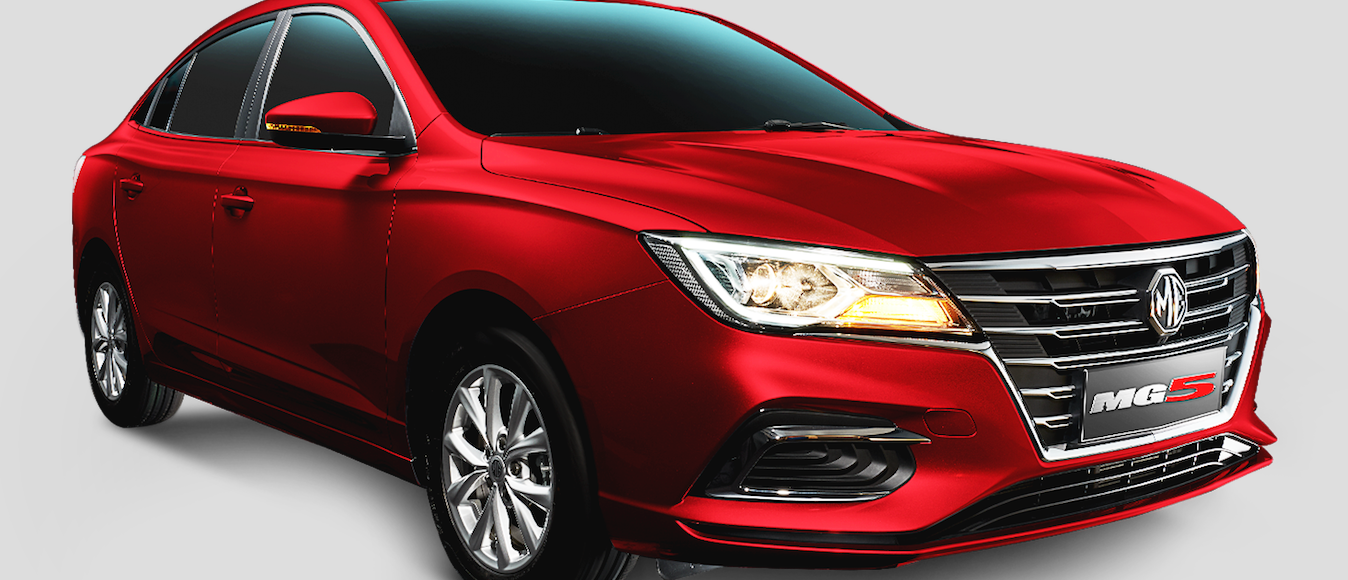 All-New MG 5 To Be Previewed At The 2019 Cebu Auto Show