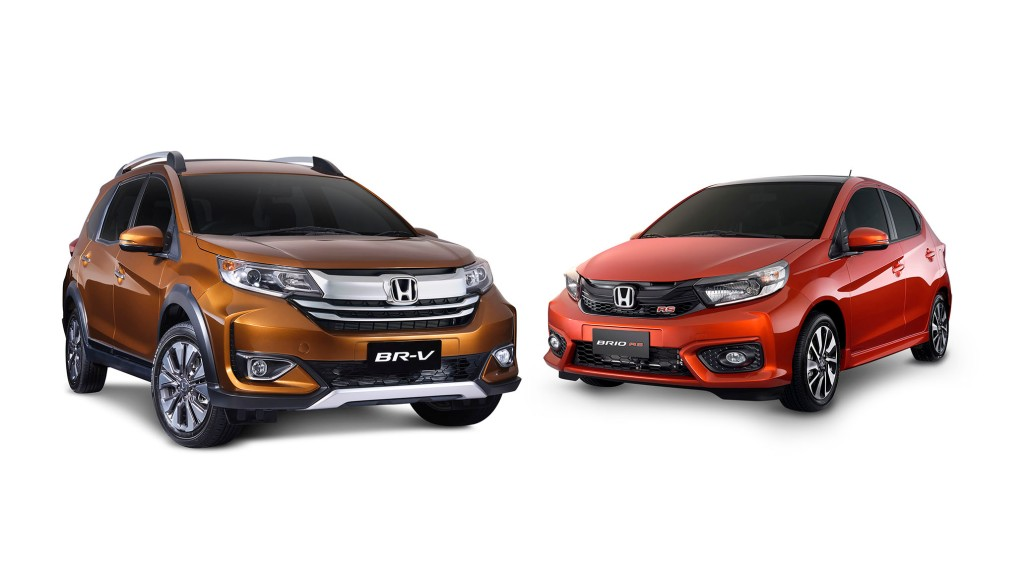 These Are The Official Fuel Economy Figures Of The Honda Brio And BR-V