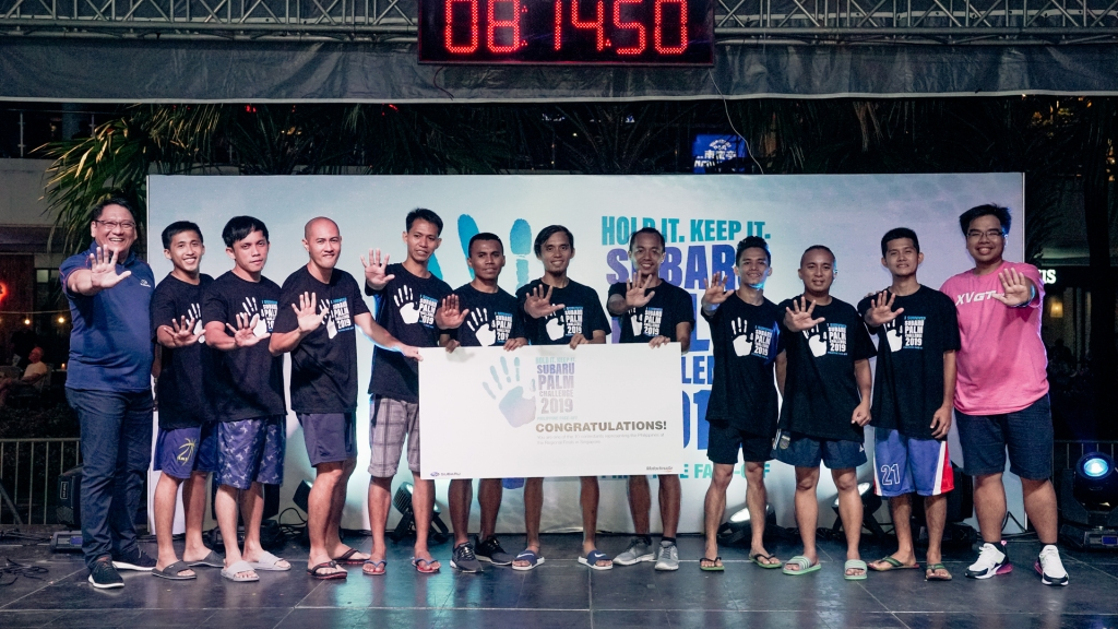 These Are The 10 Filipinos Competing At The 2019 Subaru Palm Challenge Regional Finals