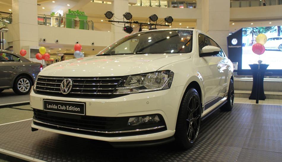 Volkswagen Lavida Club Edition