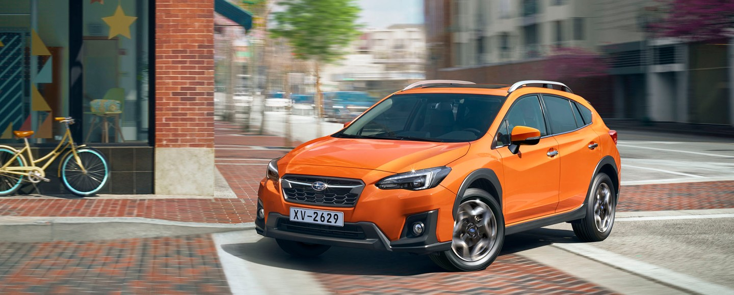 Buy The Subaru XV For As Low As P1.338M Starting This September