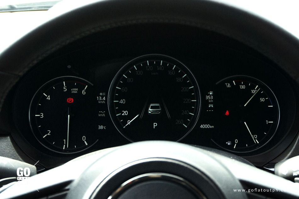 2020 Mazda 6 Sedan 2.2 Diesel Gauge Cluster