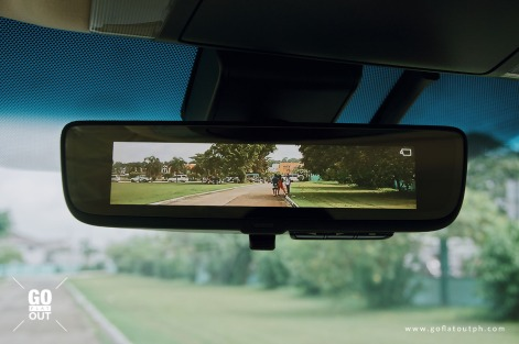 2019 Toyota Alphard 3.5 V6 Digital Rear View Mirror