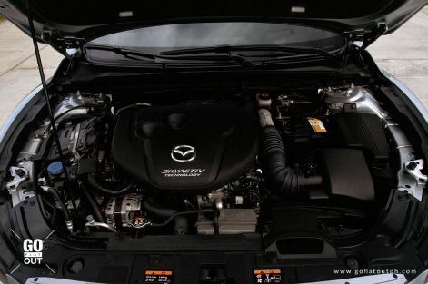 2020 Mazda 6 Sedan 2.2 Diesel Engine