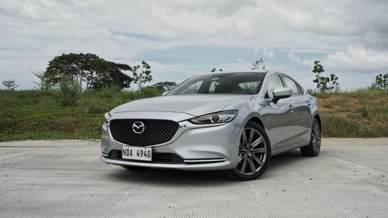 2020 Mazda 6 Sedan 2.2 Diesel Review (With Video)