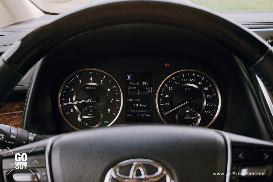 2019 Toyota Alphard 3.5 V6 Interior