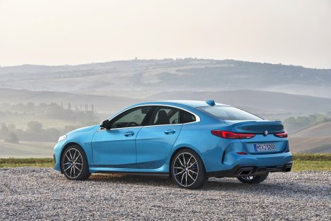 2020 BMW M235i GranCoupe Exterior