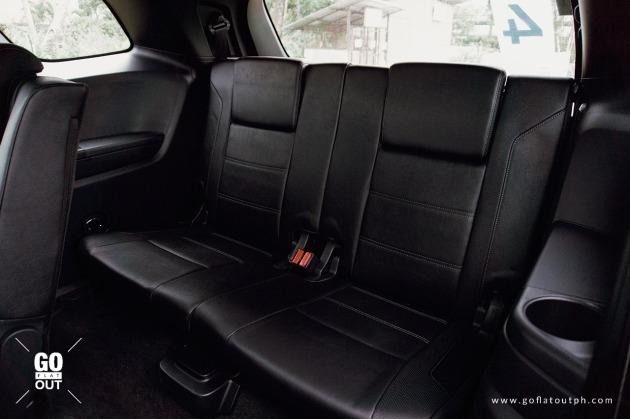 2020 Ford Everest Titanium 4x4 Bi-Turbo Third Row Seats