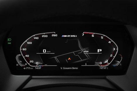 2020 BMW M235i GranCoupe Interior
