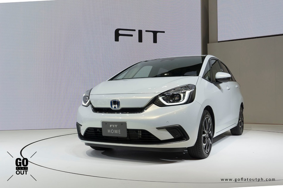 2020 Honda Fit Home