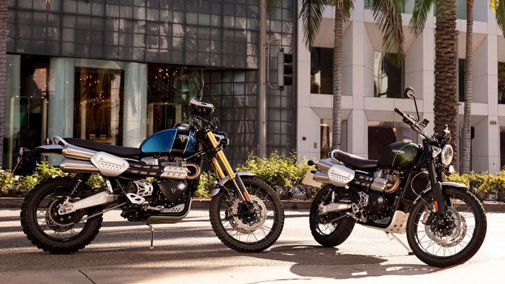 Autohub Acquires Exclusive Distributorship Rights For Triumph Motorcycles