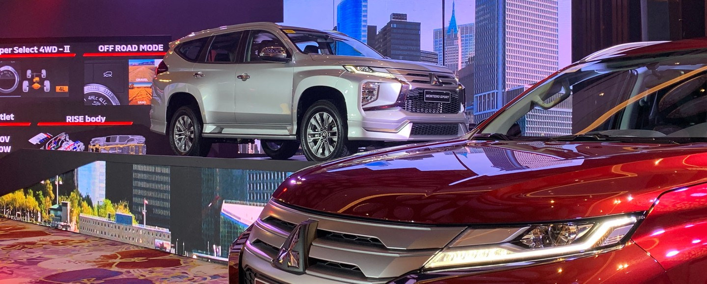 2020 Mitsubishi Montero Sport Launched As 4x2 Models With A P1.796M Starting Price